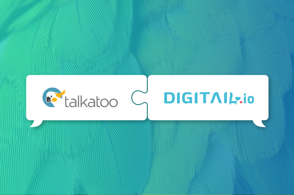 Partnership Announcement: Talkatoo and Digitail Team Up to Digitize Medical Records at Lightning Speeds